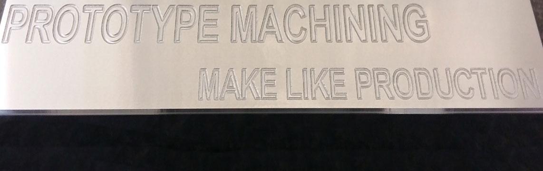 FEA (Prototype machining)