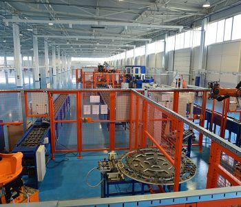 orange cage